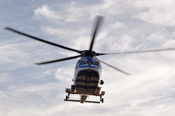 Bell 525 helicopters head to Canada for cold-weather testing