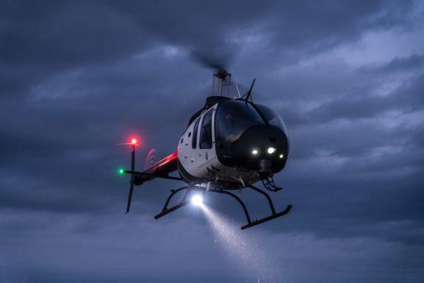 Bell 505 x Sacramento Police Department