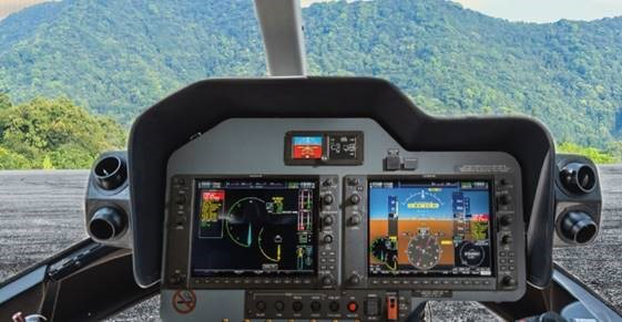 NOW APPROVED! NEW BELL 407 G1000 NXi RETROFIT KIT