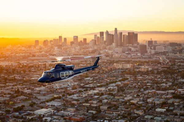 Bell 412 Passes 40-Year Mark